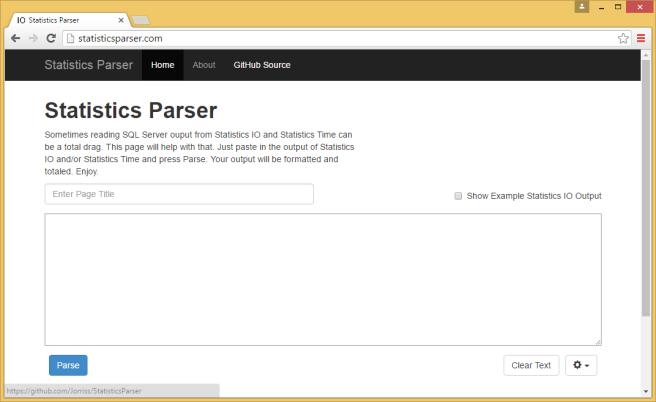 StatisticsParser1